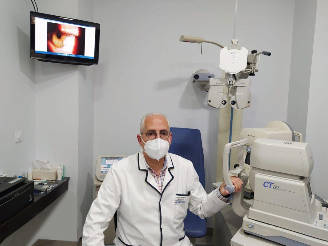 Foto de Óptica Ocularium, en San Fernando, Cádiz, donará a la Ruta