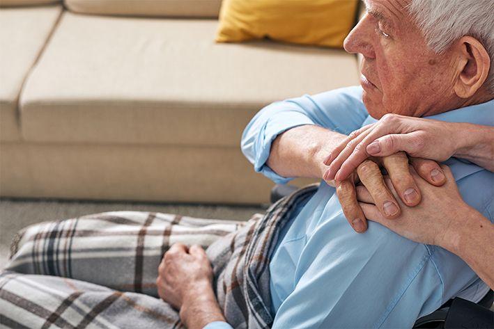 Foto de Salud mental de los cuidadores de párkinson