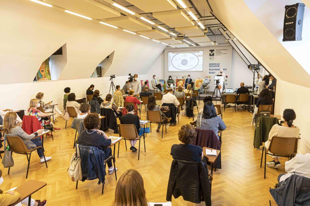 Foto de Imagen general del curso organizado por el COEGI celebrado