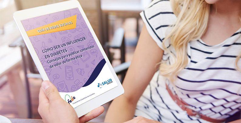 Foto de Guía de redes sociales para jóvenes con diabetes