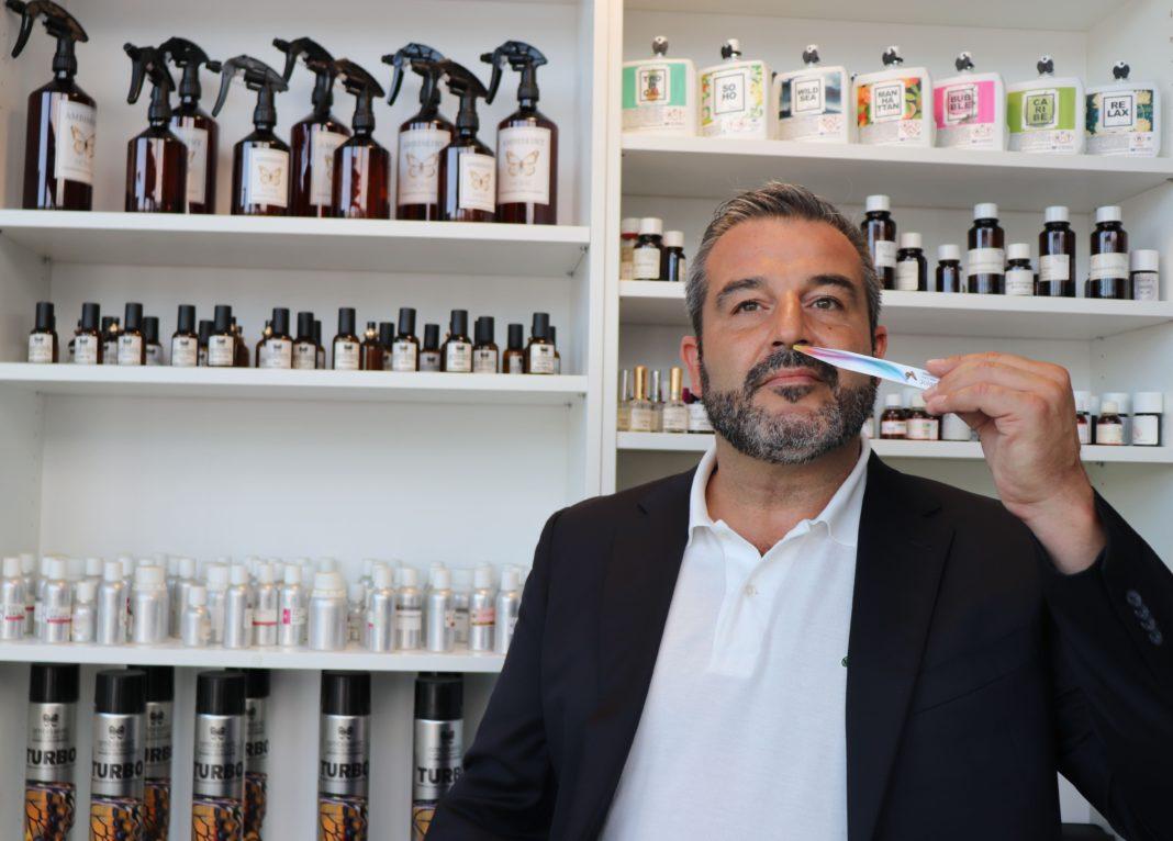 Foto de El Marketing Olfativo se impone en las empresas españolas
