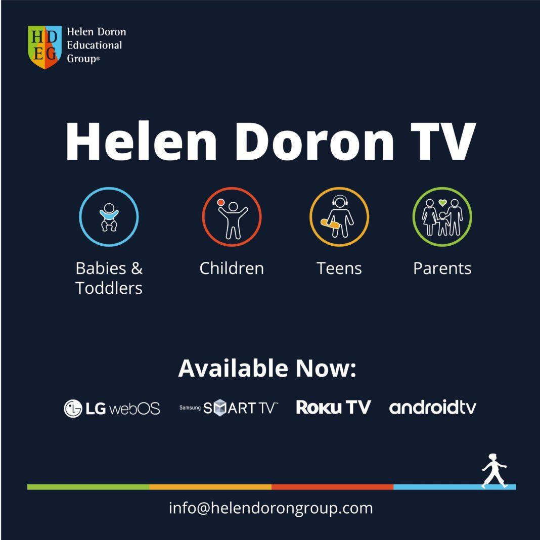 Foto de Helen Doron TV