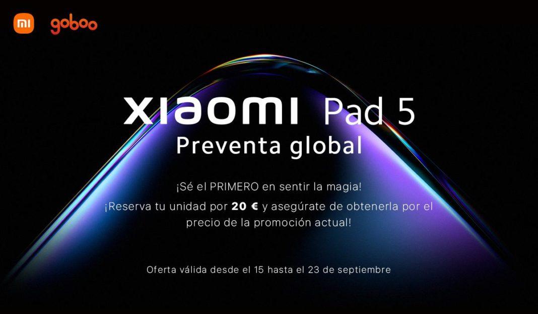 Foto de Xiaomi Pad 5 debuta a nivel internacional con una preventa en